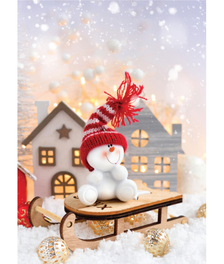 Зимний подарок!