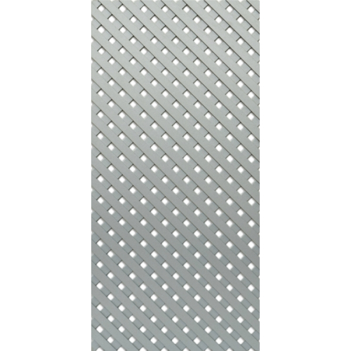 Решётка декоративная Алюминий 620*300 мм