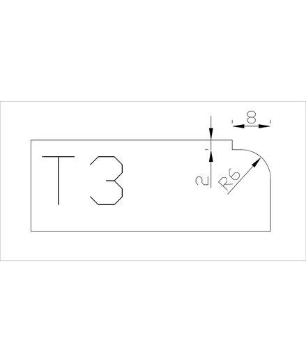 Торец Т3